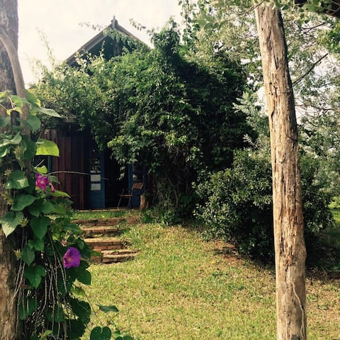 Connecting refuge in nature, spacious chalet <3