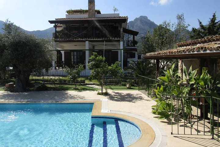 3 Bedroom Accommodation with Swimming Pool
