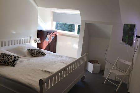 2 pers. bedroom+kitchen, bathroom - Oegstgeest