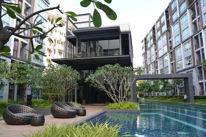 Garden-side Condo @ Kathu Phuket - Kathu - Apartment