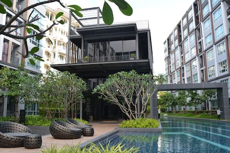 Garden-side Condo @ Kathu Phuket - กะทู้