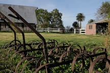 The farmstead was founded in the 1850's