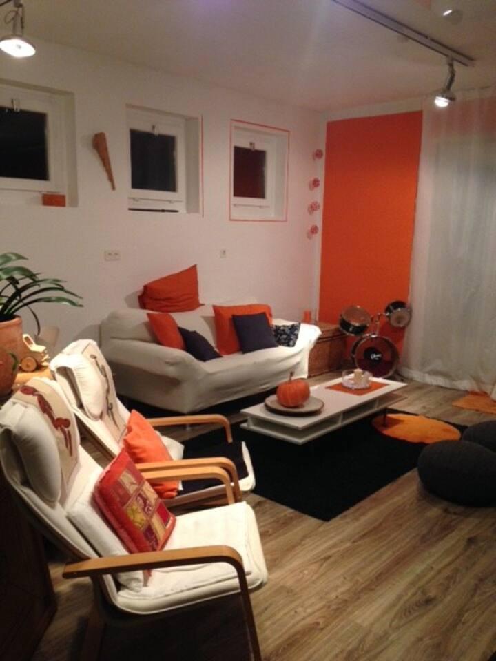 spazioso appartamento, open space ad Avegno,