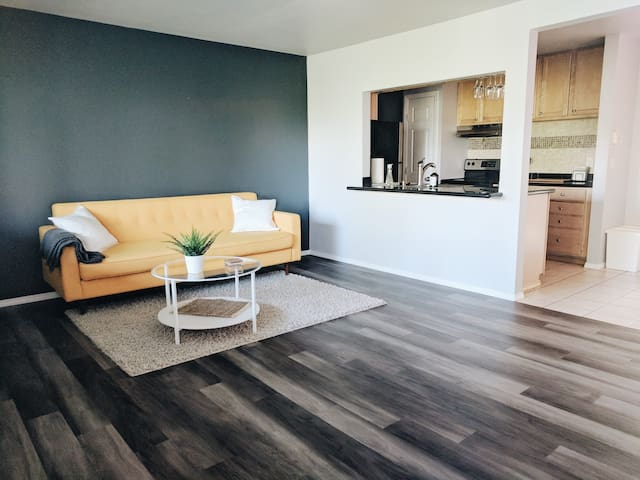 Modern Condo in the heart of Tacoma (monthly)