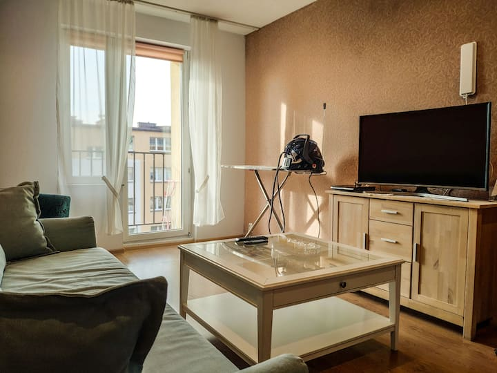 MSC Apartments Chorzów Centrum Pomorska