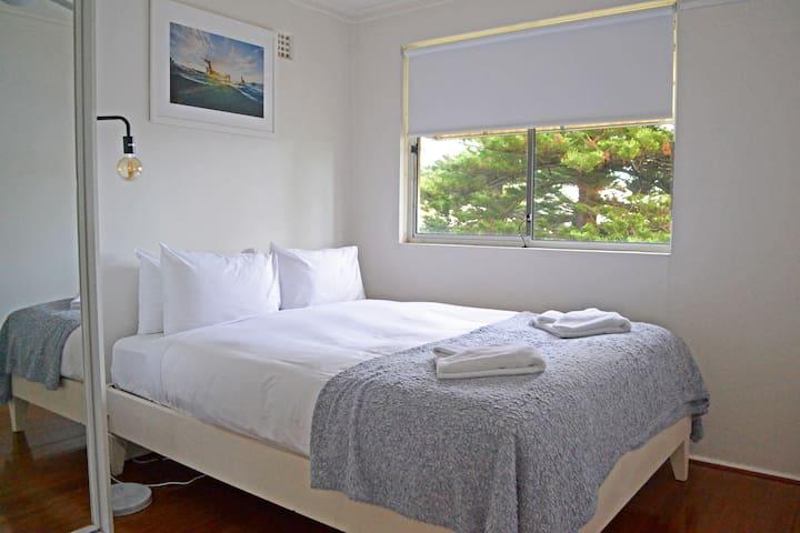 Master bedroom - Plenty of cupboard space and ensuite