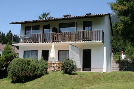 Apartment II with private lake access (2p) - Presseggersee - Byt