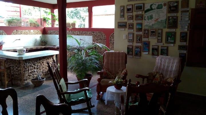 """5. """"Casa Mirta y Blanco"""" (2 rooms - 7pax)"""