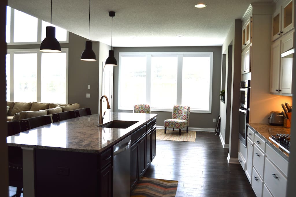Brand New 4 Bedroom Ryder Cup 2016 Rental Houses For Rent In Chaska Minnesota United States