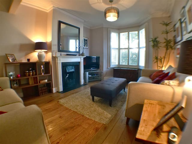 Lovely Chiswick Victorian Home - Londen - Huis