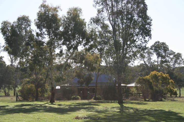 Leyden's Cottage