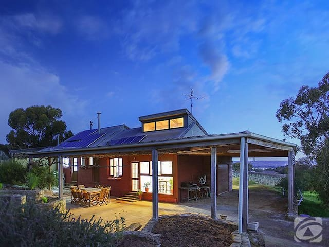Off Grid Vineyard Home - McLaren Vale - Casa