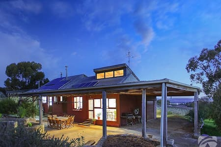 Off Grid Vineyard Home - McLaren Vale - Dom