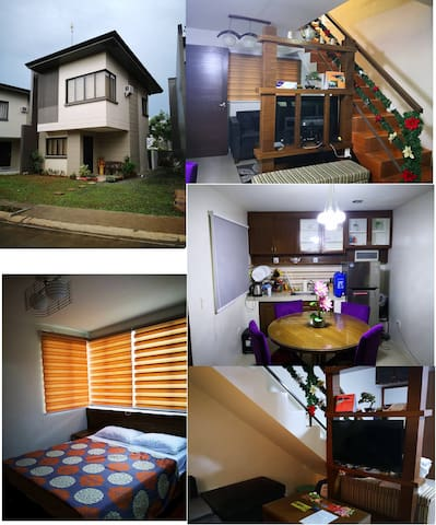 House of Maryrose : 3BedRoom;  Parking, Wifi, TV