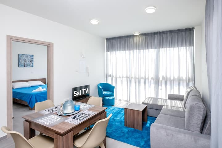 The Habitat Mediterraneo | 1 Bedroom | Sea View