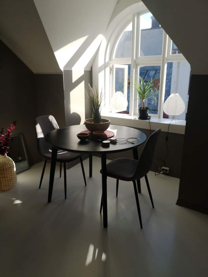 Cozy apartment in the center of Aalesund