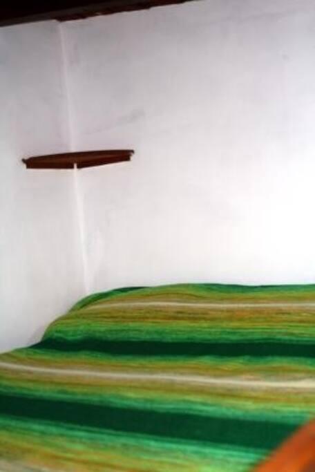 cama en altillo