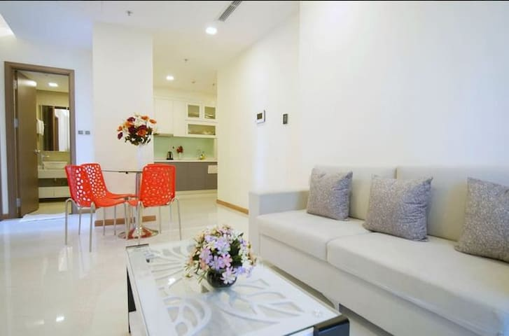 Central Park Corner Smart Home Near Central HCMC