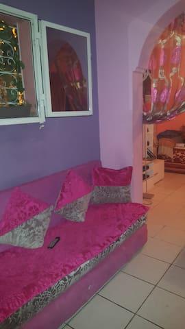 Appartement a louer ghazoua par mois 2250dhs - Essaouira - Apartemen