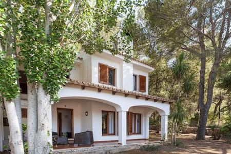 Beautiful villa in Cala S Vicente, 720 - Cala Sant Vicenç