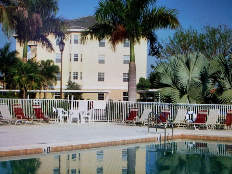 Island Cove Condominium Cape Coral Florida