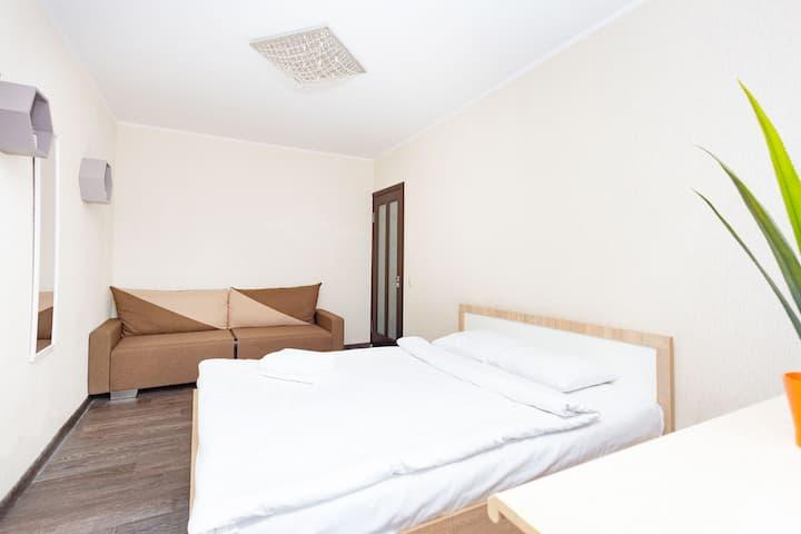 Комфортные, светлые апартаменты на Короля 18