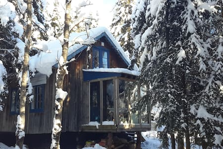 cabin in the woods - Sainte-Euphémie