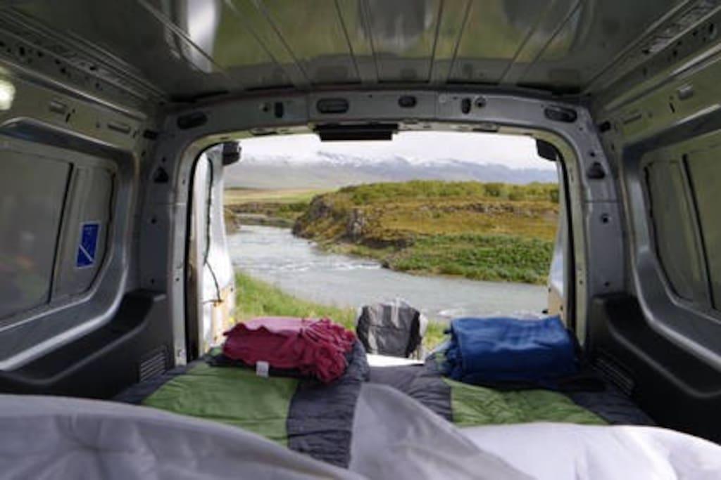 Aller En Islande En Camping Car