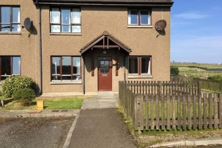 Ground floor appartment in Kirkwall