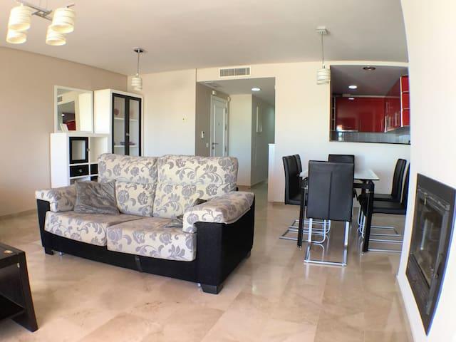 Apt at Golf Resort with Terrace, Pool & Garage