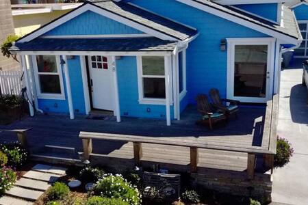 Little Blue Beach House