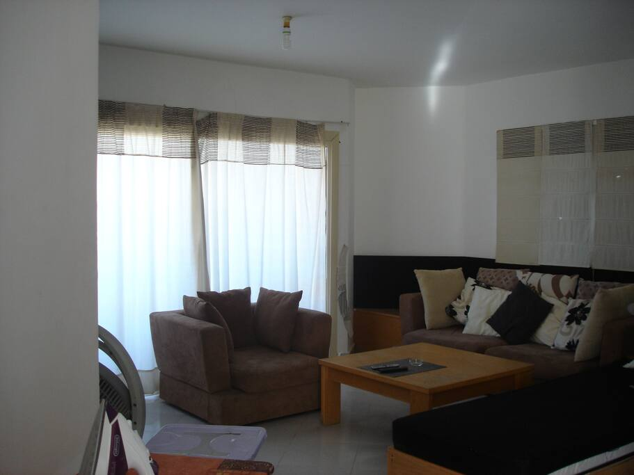 Large 100m2 One Bedroom Apartment