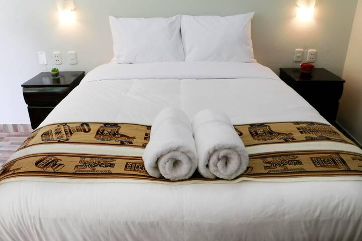 Clean and comfy: Noffermber Machu Picchu!
