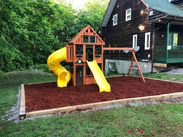 Brand new playground from June 2019:)!