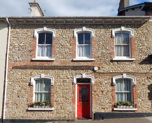 Historic house in the heart of Colyton - Colyton - House