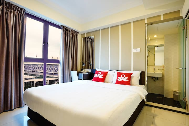 Chic Room at Bukit Merah - Singapur - Bed & Breakfast