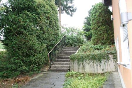 Gemütliche Wohnung im Westerwald - Gebhardshain - 公寓
