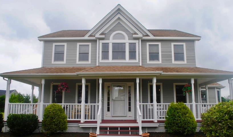 Beautiful, Spacious Home in Greenport, NY