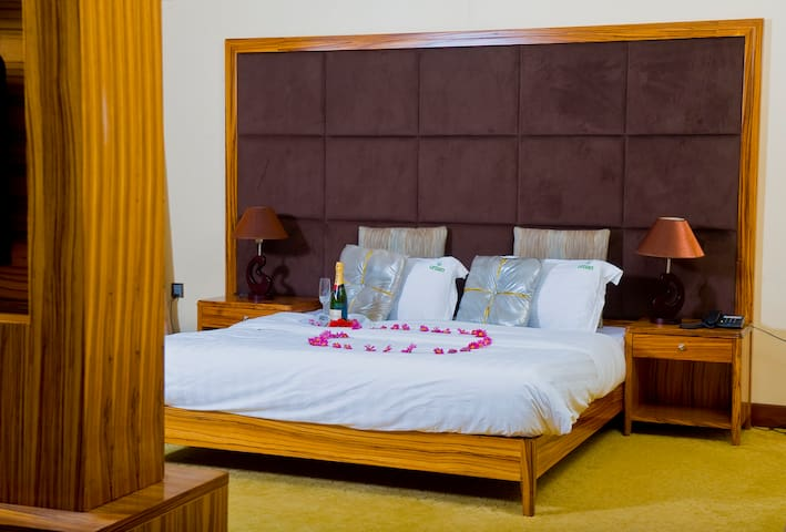 The Superior Suite at Urban by CityBlue Kigali