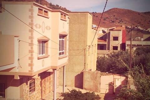 beautiful big house near Nador, calm neighborhood