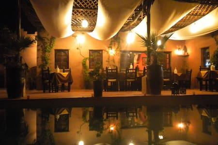Riad SOUIGUIA (7 chambres doubles) - Marrakech