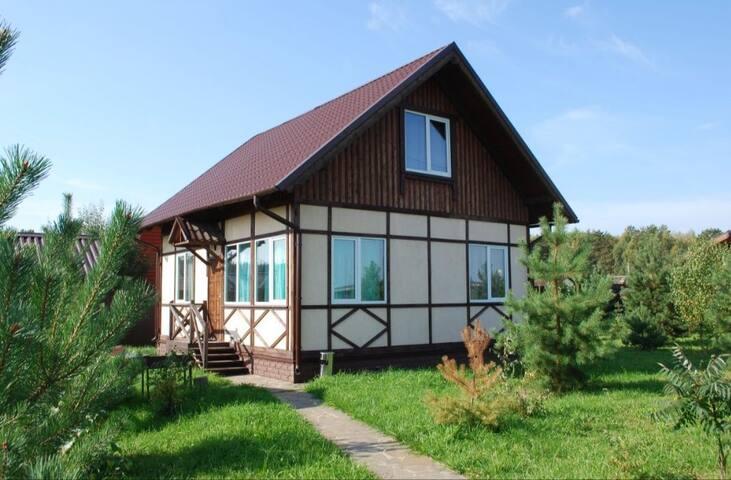 """Гостевой дом """"Полянка 1"""""""