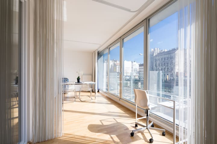 #Lux72m²Apartment #EnjoyRooftopTerrace&FreeParking