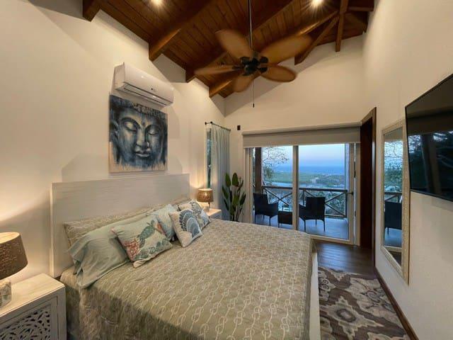 Zen Guest Bedroom