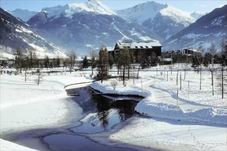 Grosse, gemütliche Ferienwohnung in Bad Hofgastein