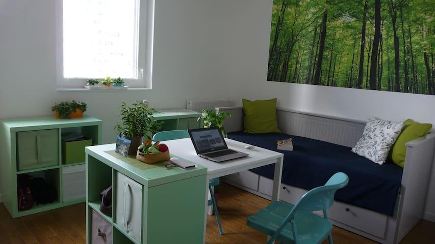 Ideal for solo female traveler - Parijs - Appartement