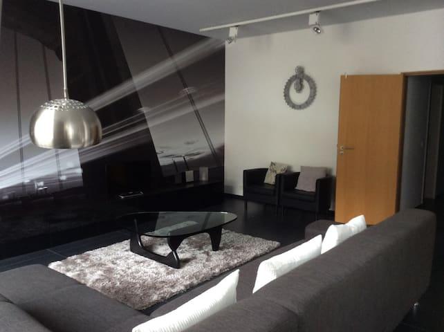 Loft Appartement au Centre de Liège / Hors-Château