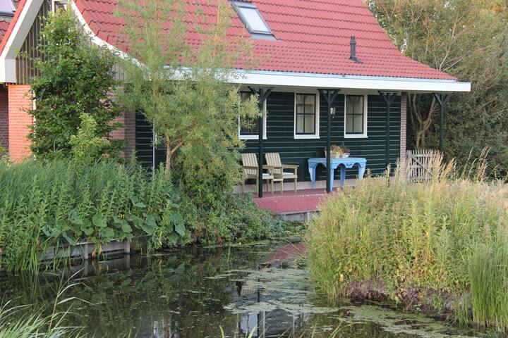 Cosy  little house - Oostzaan - Chalet