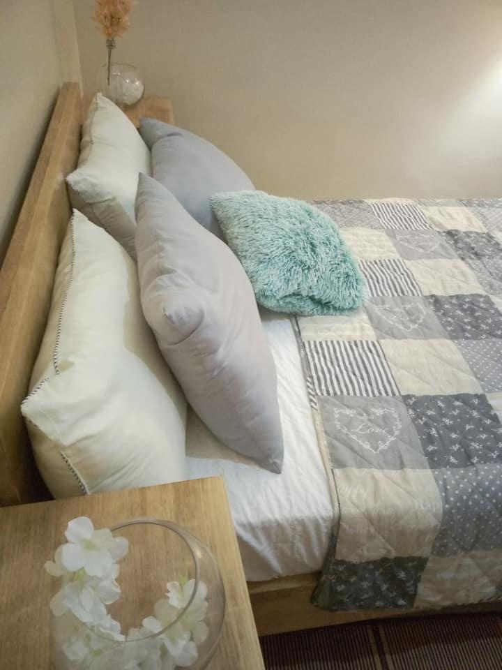 La Grazeina, cozy and calm room