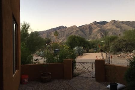 Sonoran Casita by Tucson's Catalina Foothills - Tucson